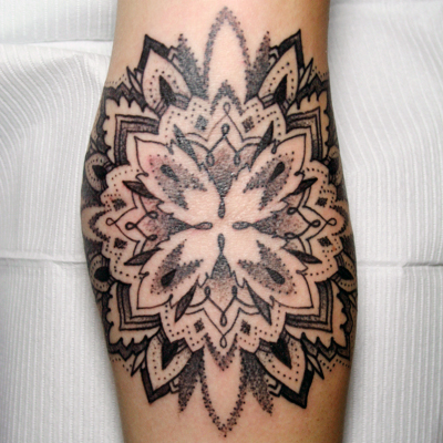 天津小健纹身店纹身作品:精致小图纹身图案